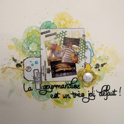 Défi n°2 - Virginie Denoyelle Liénard - Flonya Aélia